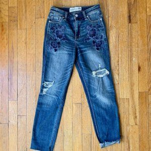 Abercrombie | High Rise Girlfriend Jeans | 00